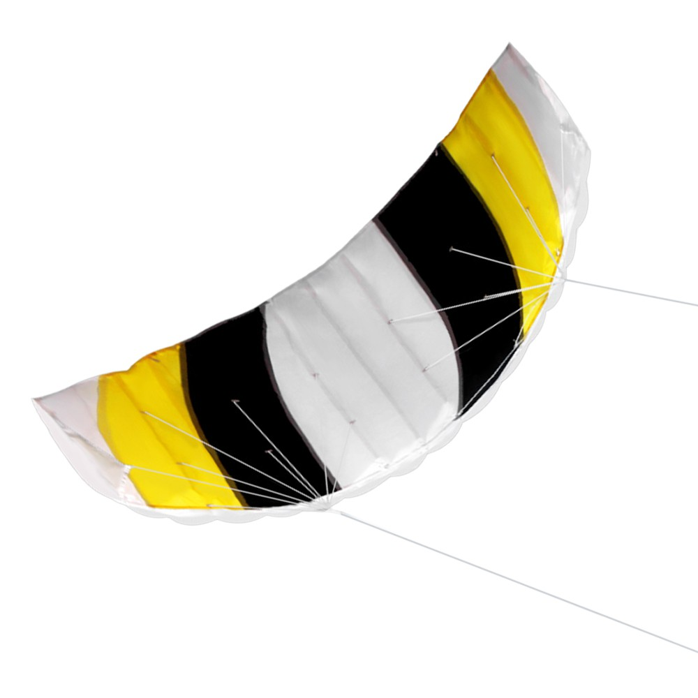 300*135cm Single Line Kite Huge Delta-shape Kite Flyer Triangle Assembled Kite Children Adults For Fun Perfect for Vacat