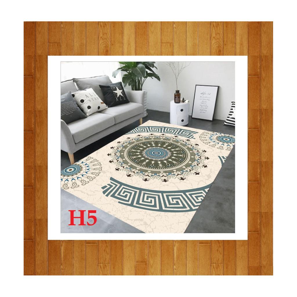 Thảm lì bali Kích thước 1m6x2m - thảm lì bali mặt đế chống trượt - thảm lì 3D giá rẻ - thảm lì mặt đế thấm hút nước