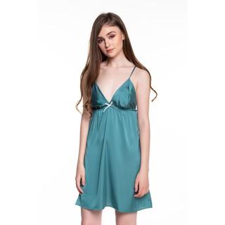 Dreamy VX05 Váy Ngủ Lụa Cao Cấp Dáng Xòe Hai Dây Quyến Rũ thumbnail