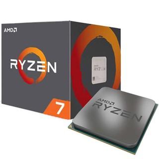 CPU AMD Ryzen 7 2700 (3.2GHz turbo up to 4.1GHz, 8 nhân 16 luồng, 16MB Cache, 65W) - Socket AM4 thumbnail