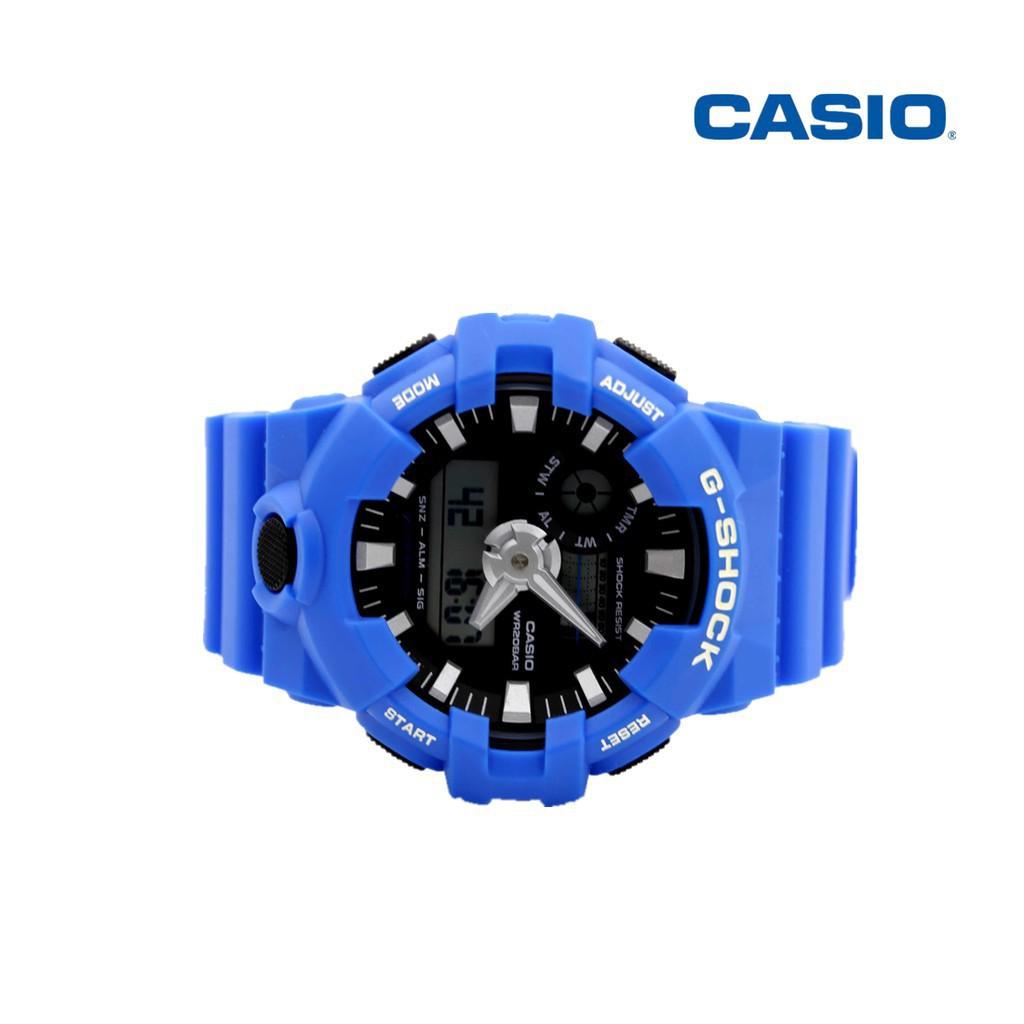 แท้ Casio G-SHOCK, GA-700 นาฬิกาผู้ชายนาฬิกาอิเล็กทรอนิกส์ gshock