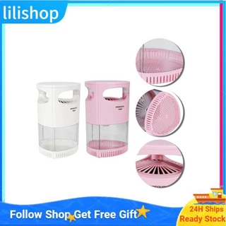 Lilishop Safe Electric Mosquito Killer Lamp Indoor Fly Bug Insect Anti‑Mosquito LED Light for Home Bedroom