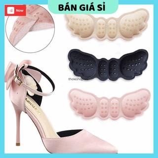 Miếng lót giày GIÁ VỐN Miếng lót giày silicon hình cánh bướm có gai êm chân, hút mồ hôi 9541 thumbnail