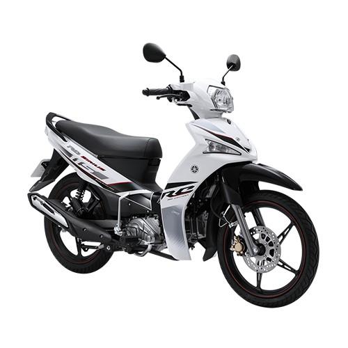 [Nhập APXEMAY30 giảm 1 Triệu TT AirPay] Xe Yamaha Sirius FI Vành Đúc 2018 (Trắng)