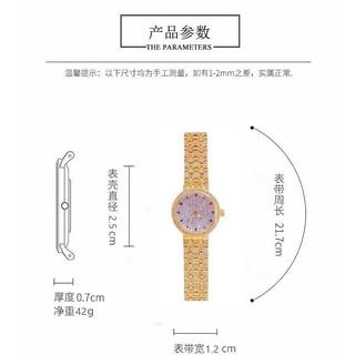 Đồng hồ nữ BS BEE SISTER BSCX dây thép mặt đính đá xanh sang trọng,bảo hành 12 tháng
