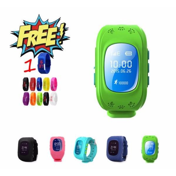 Đồng hồ định vị trẻ em thông minh Q50 đủ màu + tặng kèm đồng hồ led - 21557158 , 1371144719 , 322_1371144719 , 335000 , Dong-ho-dinh-vi-tre-em-thong-minh-Q50-du-mau-tang-kem-dong-ho-led-322_1371144719 , shopee.vn , Đồng hồ định vị trẻ em thông minh Q50 đủ màu + tặng kèm đồng hồ led