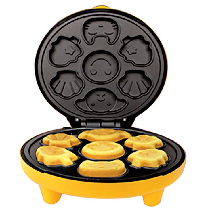 Máy nướng bánh hình thú magic bulit tiện dụng