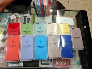 Ốp zin iphone chính hãng 6 plus/6splus