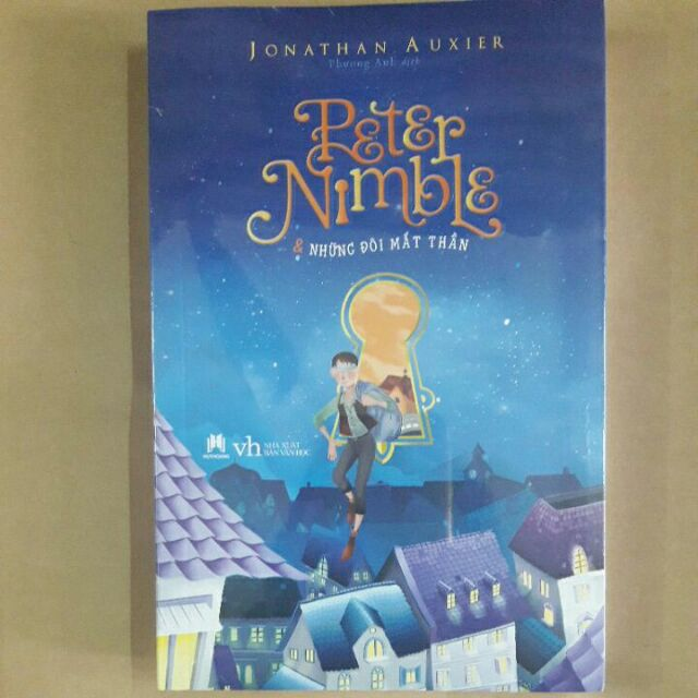 Peter Nimble và những đôi mắt thần