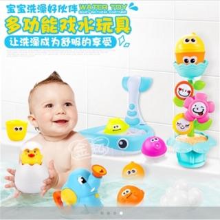 Trứng thu phu nước vui nhộn cho bé