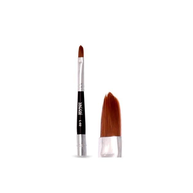 [ Hàng chính hãng] Cọ môi Vacosi Make-up House L-02