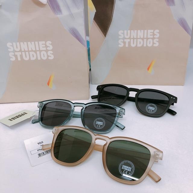 |SUNNIES STUDIO| Kính Mắt Sunnies Studio nhăn tin để xem thêm mẫu