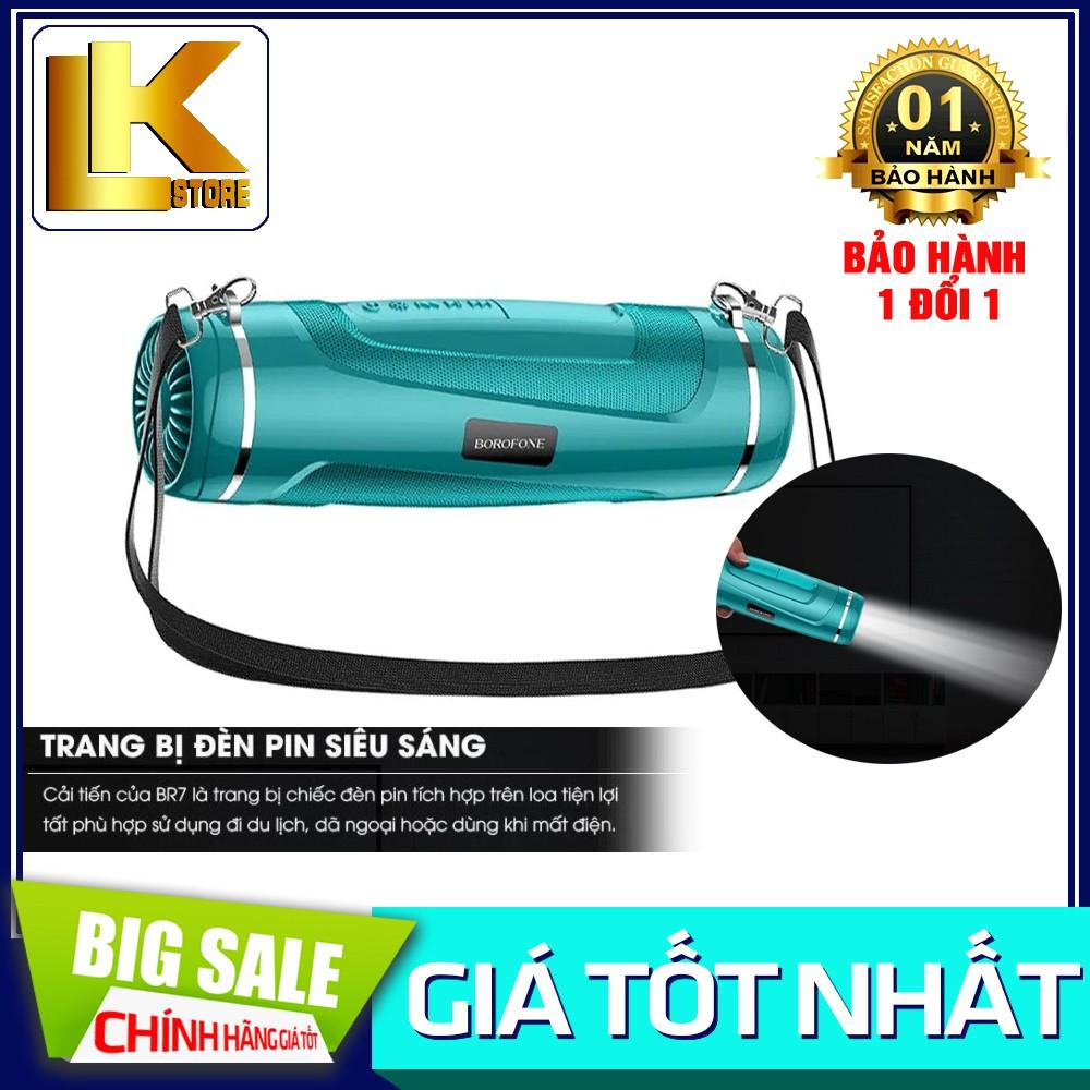 🌟CHÍNH HÃNG 🌟Loa Bluetooth Boronfone BR7 Nghe Nhạc Mini Không Dây THỜI THƯỢNG {BẢO HÀNH CHÍNH HÃNG}