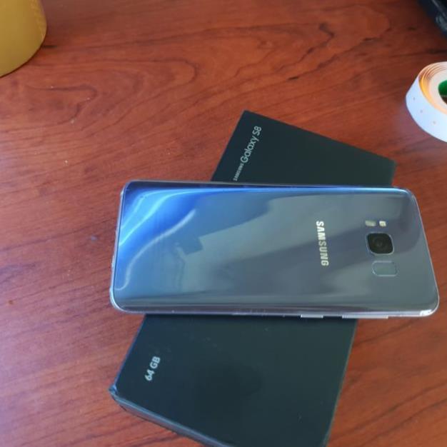 Điện thoại SAMSUNG GALAXY S8 64G 2sim mới zin, chơi LIÊN QUÂN/PUBG mượt