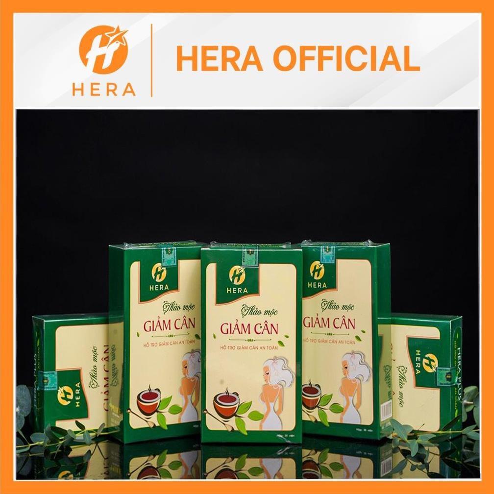 Hera Plus Trà Giảm Cân Nhanh Thảo Mộc Dạng Viên Uống Detox Thực Phẩm Hỗ Trợ Giảm Cân Cấp Tốc Chính Hãng Hiệu Quả