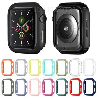 Ốp mặt đồng hồ PC nhẹ dành cho iWatch SE 6/5/4/3/2/1 (chỉ có ốp, không có kính cường lực)
