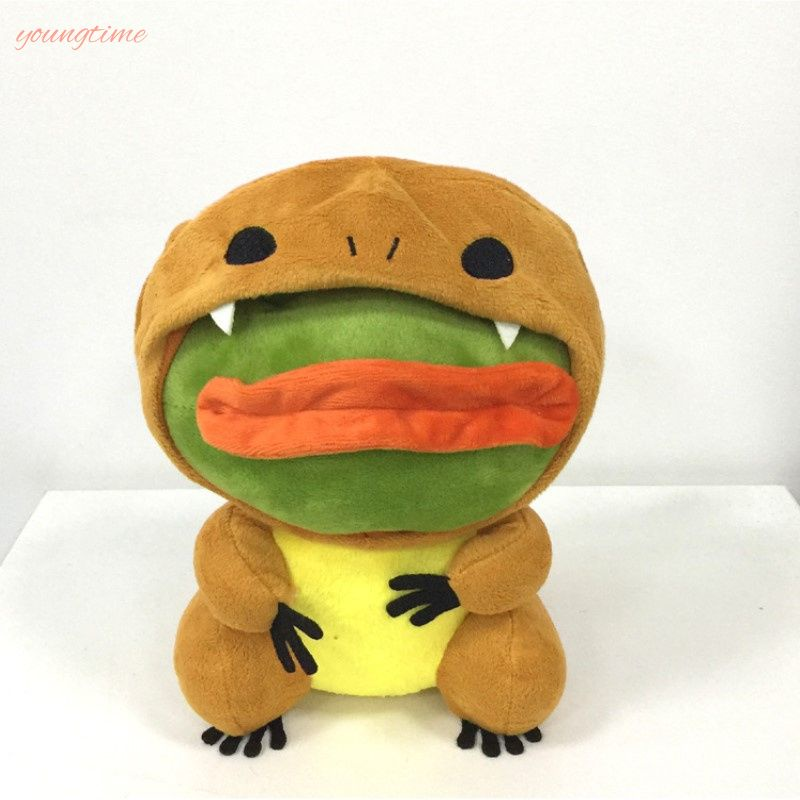 youngtime Cute drag Stuffed dolls sad Frog plush dolls Gift For kids youngtime