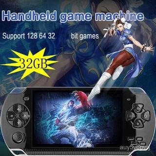 Giao Hàng Nhanh ChóngMáy chơi game PSP 32GB 4.3 đa năng thumbnail