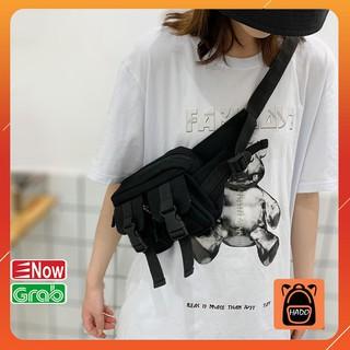 Túi bao tử 🍓 Túi đeo chéo, đeo hông cho nam nữ cực chất TT006LU
