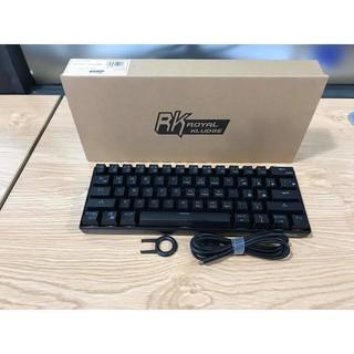[SẴN HÀNG] Bàn Phím Cơ Royal Kludge RK61 PRO Gaming Bluetooth 4.0