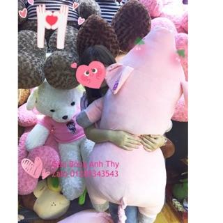 Heo hồng Liveheart Size lớn