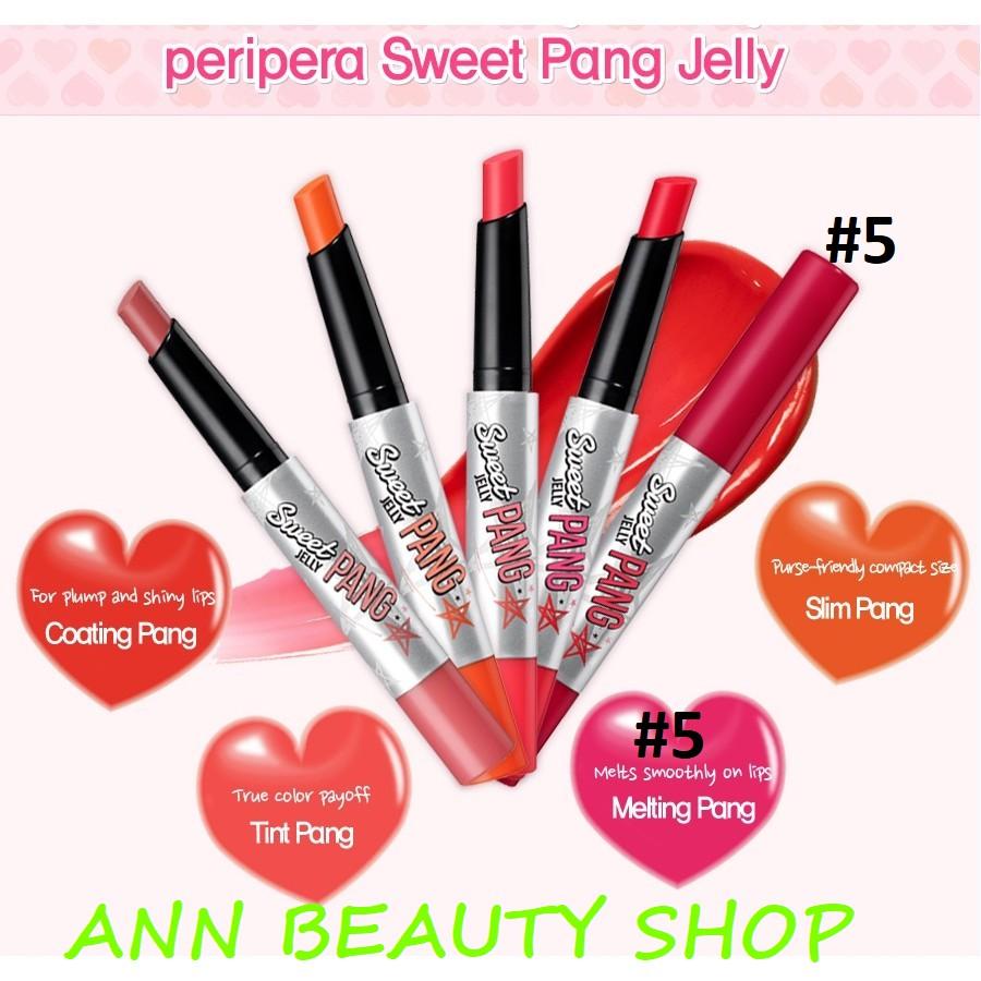 Son tint dạng thỏi Peripera Sweet Jelly Pang