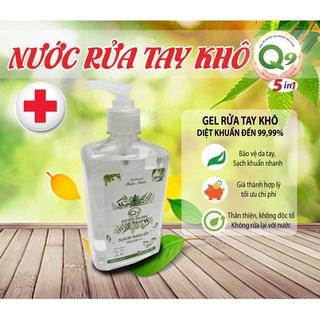 Nước rửa tay khô diệt khuẩn an toàn Mr. Fre 500ml Hương Xả (dạng gel) AJUKI thumbnail
