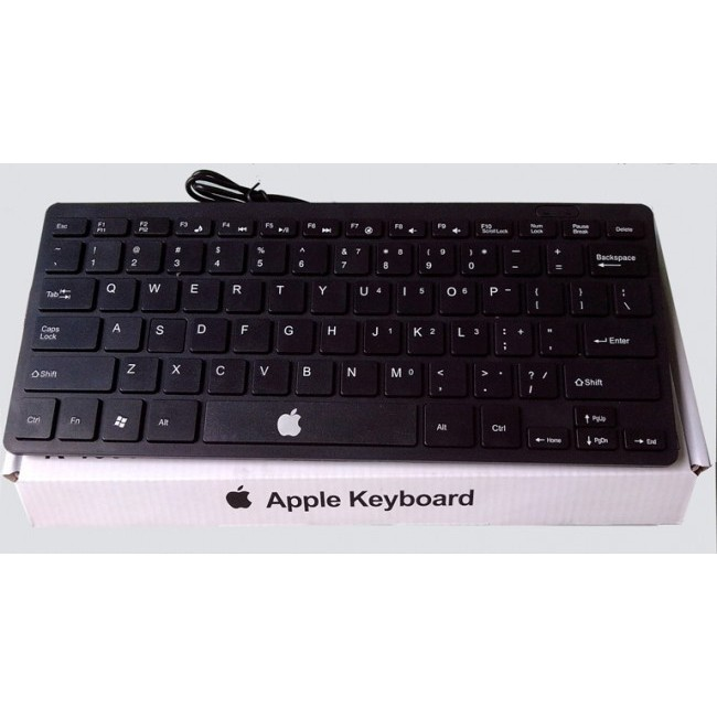 Bàn Phím Mini Apple K1000 (Chính Hãng)