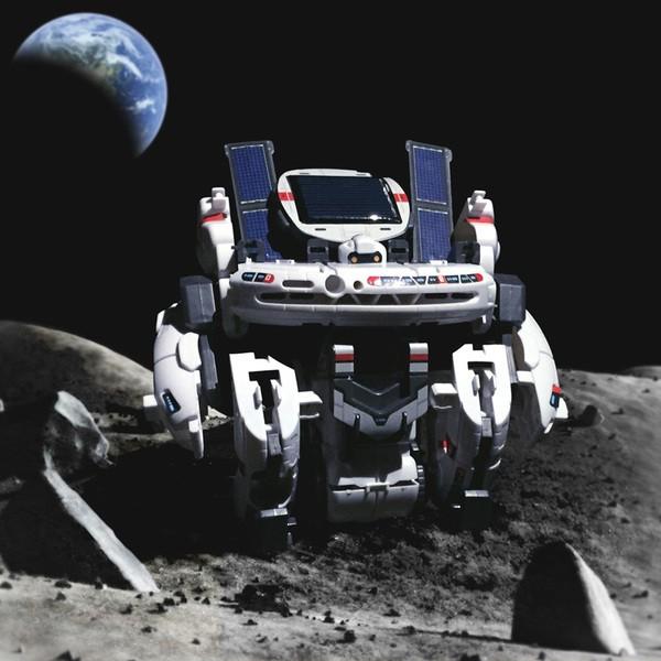 Bộ lắp Robot không gian 7 in 1 năng lượng mặt trời
