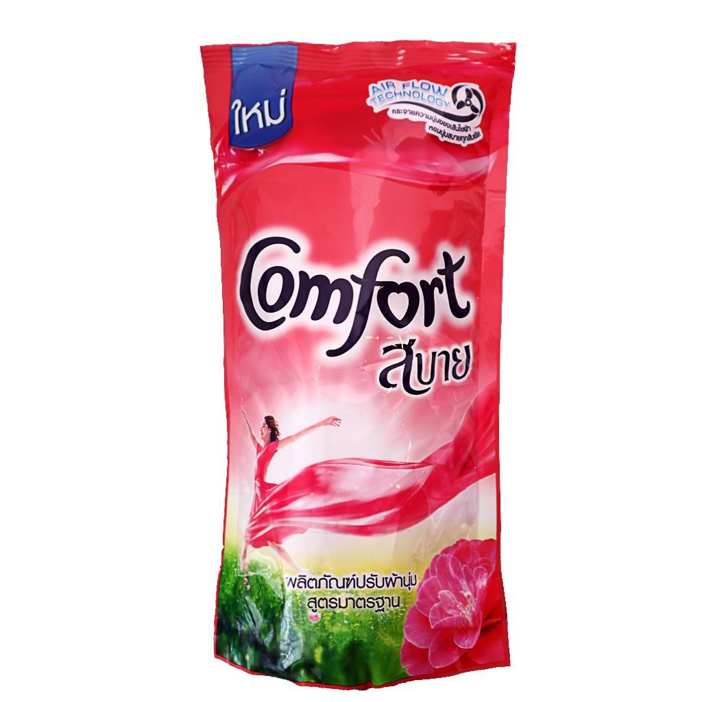 COMBO 2 Bịch Nước Xả Comfort 580ml ( Giao 2 màu ngẫu nhiên )