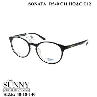 [Mã FAMALLT5 giảm 15% đơn 150K] R540 - gọng kính Sonata chính hãng, bảo hành toàn quốc thumbnail