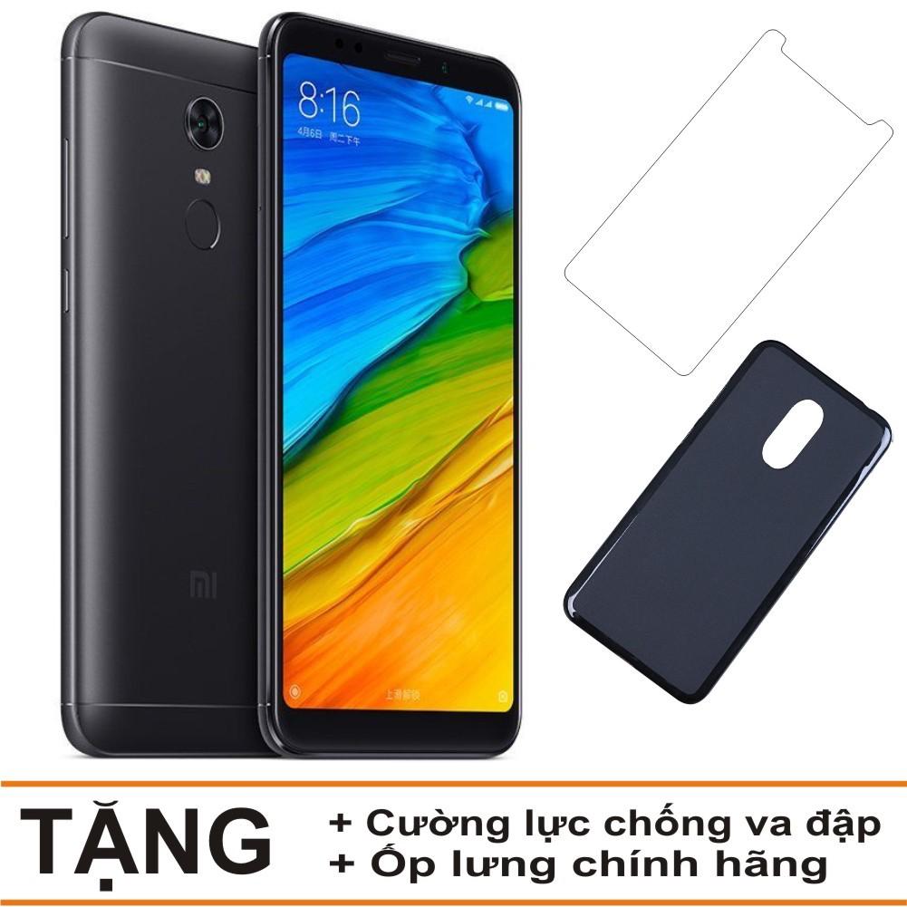 Combo Điện thoại Xiaomi Redmi 5 Plus - 64GB Ram 4GB - Hàng nhập khẩu + Ốp lưng + Cường lực - 3452726 , 915105943 , 322_915105943 , 4950000 , Combo-Dien-thoai-Xiaomi-Redmi-5-Plus-64GB-Ram-4GB-Hang-nhap-khau-Op-lung-Cuong-luc-322_915105943 , shopee.vn , Combo Điện thoại Xiaomi Redmi 5 Plus - 64GB Ram 4GB - Hàng nhập khẩu + Ốp lưng + Cường lực