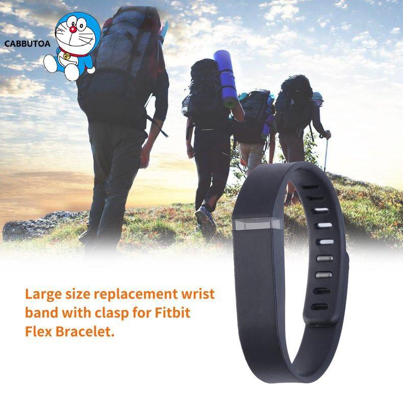 Dây Đeo Thay Thế Cho Đồng Hồ Thông Minh Fitbit Flex