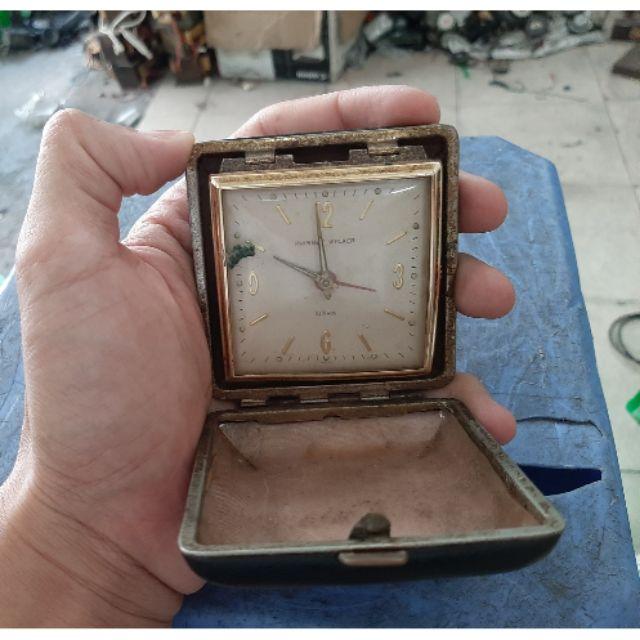 Đồng hồ cổ Phiney Walker thấy còn chạy. 589nhattao