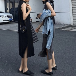 Temperament goddess fan clothes long skirt female lazy wind chic early autumn sk