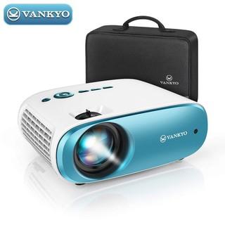Máy chiếu mini VANKYO Cinemango 100 độ phân giải thực HD Màu xanh - Bảo hành 24 tháng chính hãng thumbnail