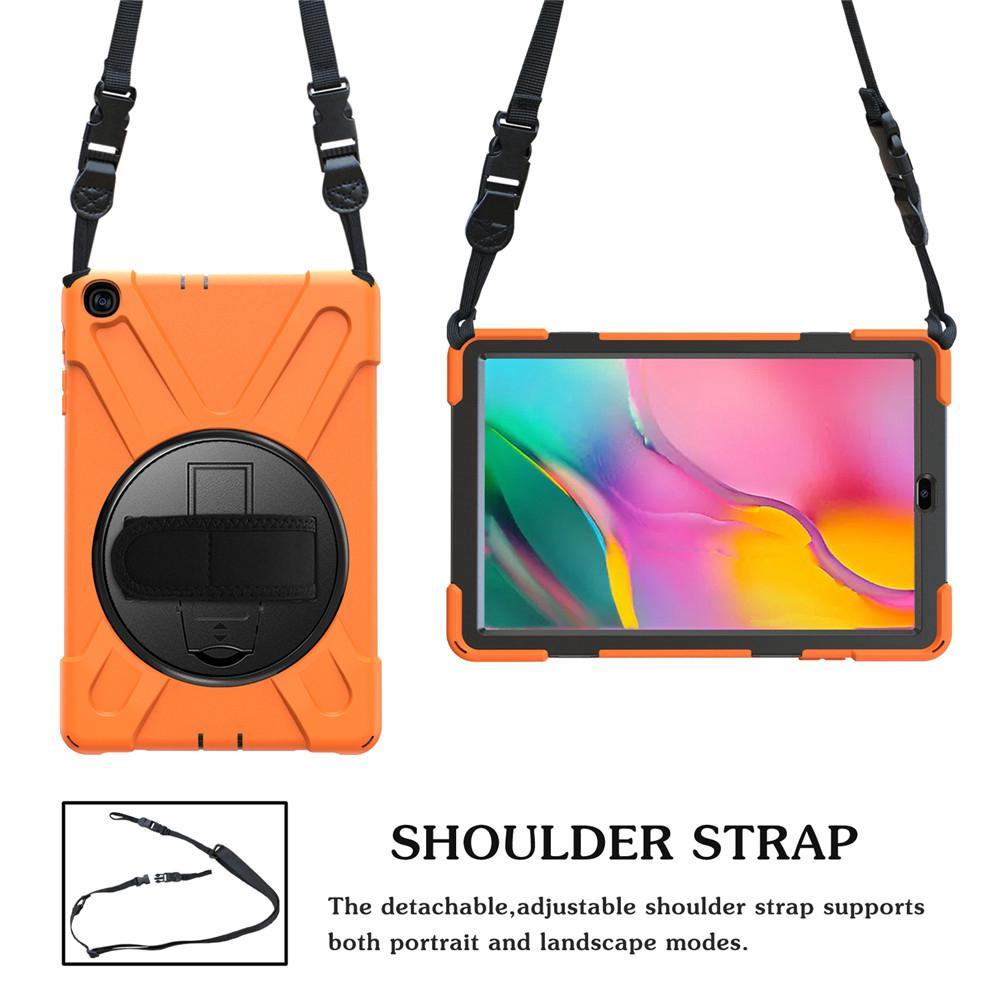 Ốp lưng chống sốc có dây đeo tiện dụng cho iPad Mini 1/2/3/4/5/6 iPad Air 2