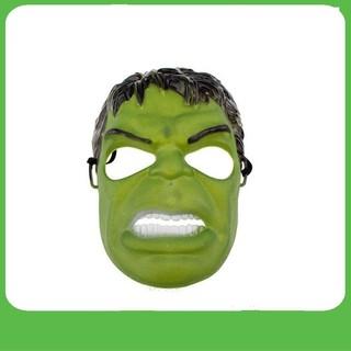 [ẢNH THẬT, HÀNG THẬT] Đồ chơi mặt nạ cosplay siêu anh hùng Avengers Marvel hàng chuẩn đẹp