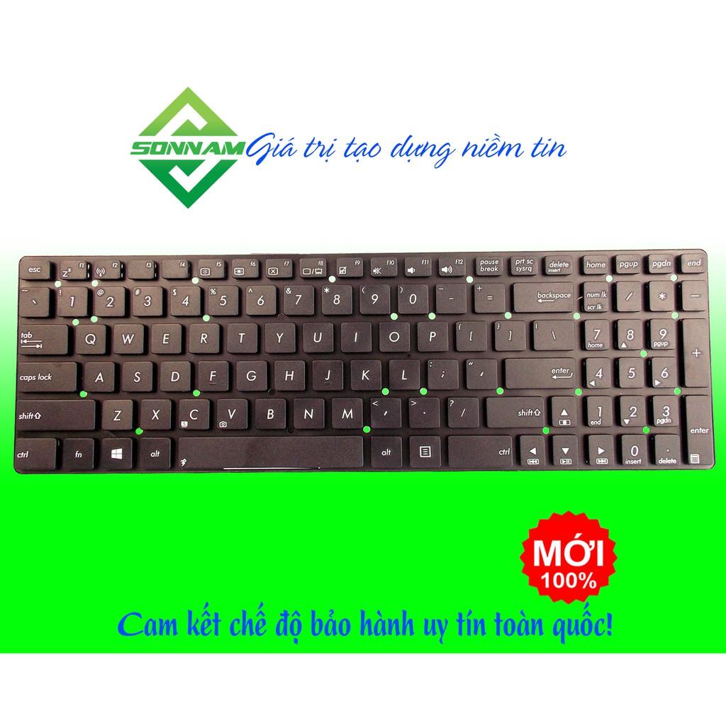 Bàn phím Laptop Asus K55, K55A, K55D, K55DE, K55DR, K55N, K55VD, A55, U57 NHẬP KHẨU Giá chỉ 90.000₫