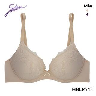 Áo Lót Mút Vừa Nâng Ngực Phối Ren Habpy Lady By Sabina HBLP545 thumbnail