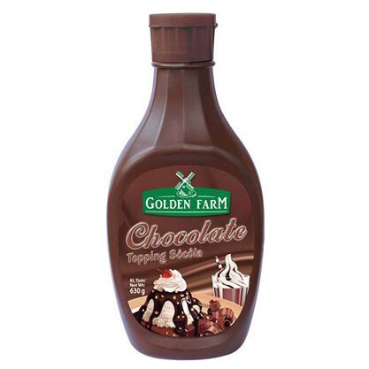 Sốt Chocolate Golden Farm 630g