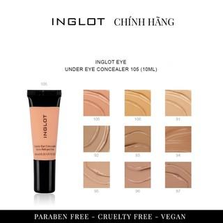 INGLOT - Kem che khuyết điểm mắt Inglot Eye Under Eye Concealer (10ml) thumbnail