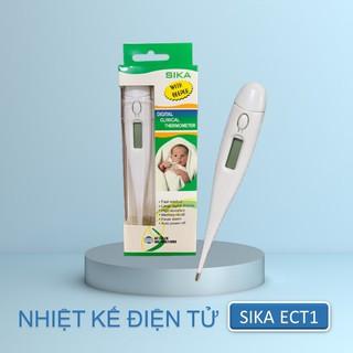 Nhiệt kế điện tử Sika ECT1 đo nhanh thân nhiệt cho bé thumbnail