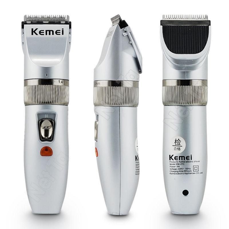 Tông đơ cắt tóc gia đình Kemei 27C
