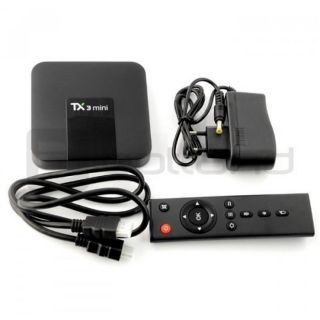 Android TV box Tx3 mini Android 9