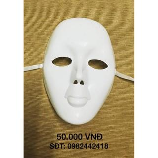 Mặt nạ jabbawockeez loại 1 (đơn giản) (Có nhiều màu lựa chọn) mã sp QW7417
