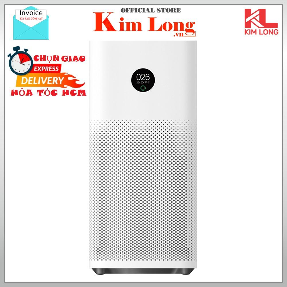 [Hỏa tốc HCM] Máy lọc không khí Xiaomi Mi Air Purifier 3H , 3C ,2S, khử mùi, diệt khuẩn - Bảo hành 12 Tháng