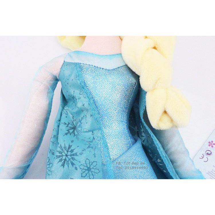 Búp bê bông Elsa cao 50cm