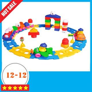 Đồ chơi xếp hình trẻ em Nhựa Chợ Lớn 08 M1009-LR8 shopminhson