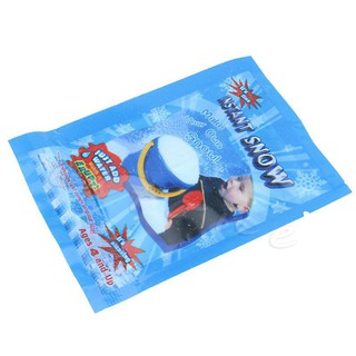 Tuyết Nhân Tạo Mỹ Đóng Gói Nguyên Bao Bì Nguyên Liệu Làm Slime Mây mã JS2208